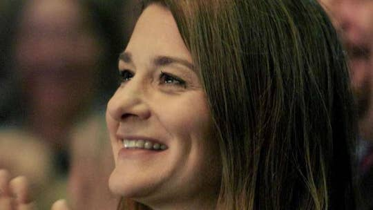 Melinda Gates calls for a liftoff for women