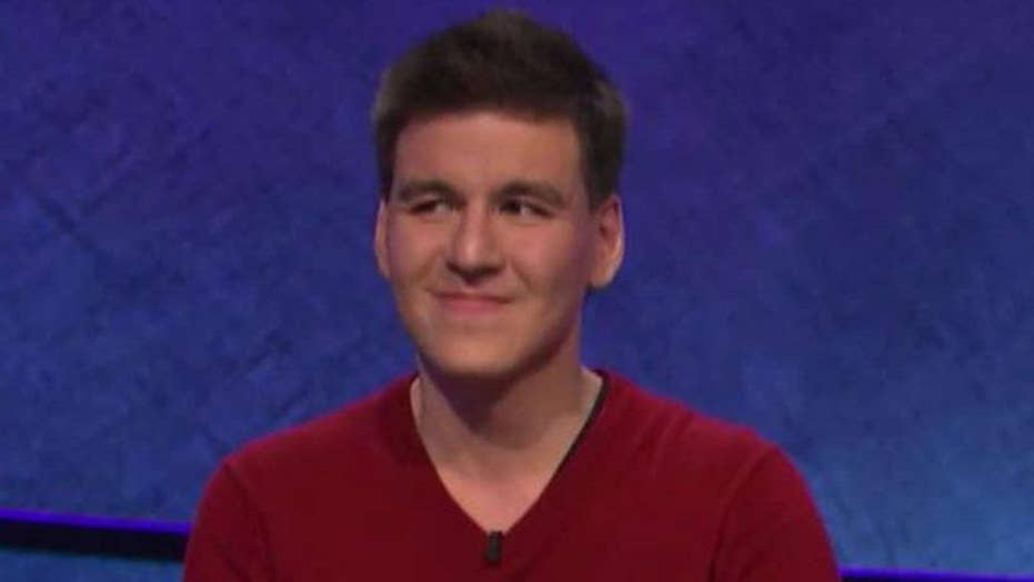 'Jeopardy' champ draws media flak