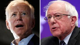 Sanders rips Biden for swanky fundraisers, accuses him of courting elite