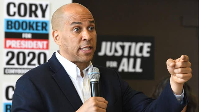 Presidential hopeful Sen. Cory Booker (D-NJ) wants national gun owner registry