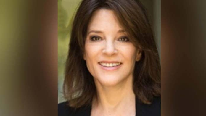 2020 candidate Marianne Williamson: 'We have swerved away from the principles' of America's founding