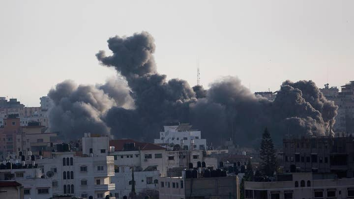 Cease-fire reached between Israel, Gaza militants after bloody weekend