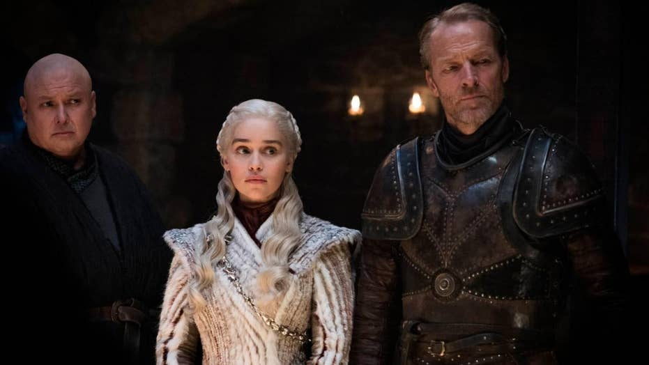 'Game of Thrones' viewers spot odd object during Winterfell celebration