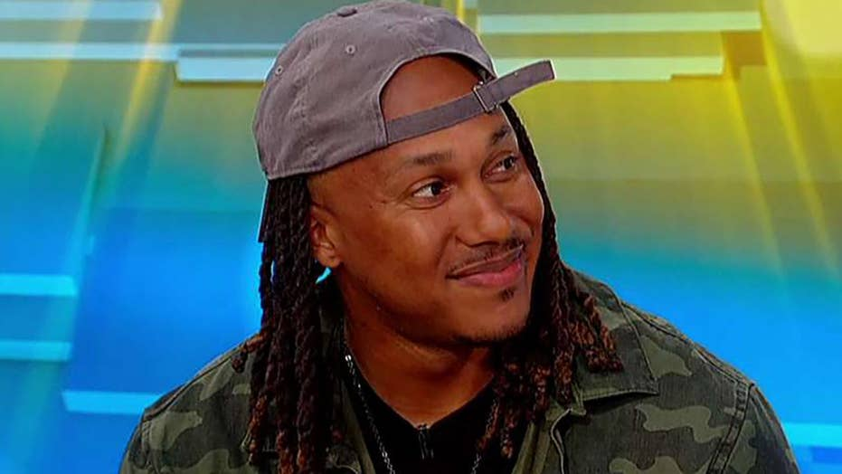From the NFL to rock bottom and back, Trent Shelton shares his journey to finding purpose after football