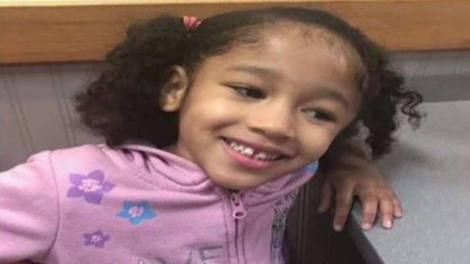 Houston police issue amber alert for missing 4-year-old girl