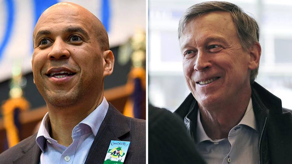 Campaign Trail Mix: Booker unveils plan to curb gun violence; Hickenlooper wants to save capitalism