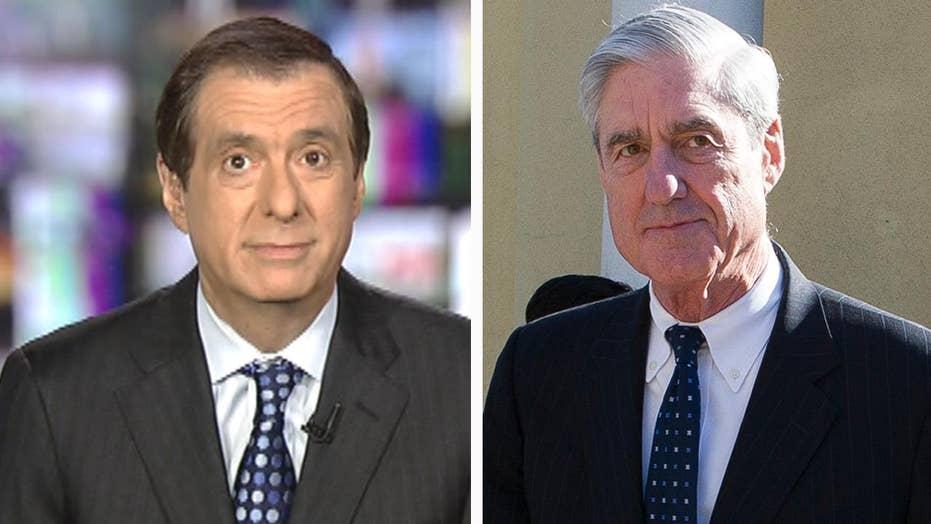 Howard Kurtz: Coverage escalates as Trump insists Mueller shouldn't testify