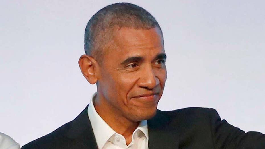 2020 Democrats credit President Obama for economic boom