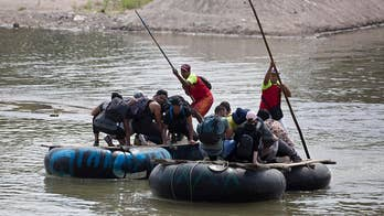 National Border Patrol Council: Democrats are turning a blind eye to the crisis at the border