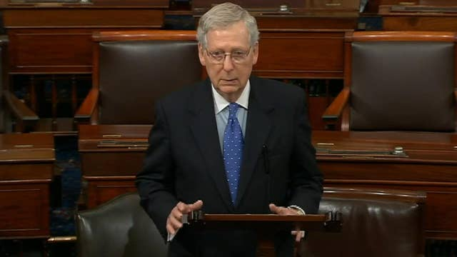Mitch McConnell on special counsel's investigation into Russian interference: 'case closed'