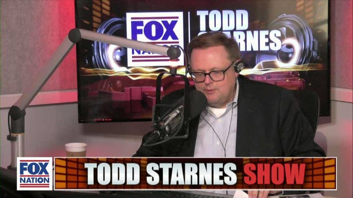 Todd Starnes and Lila Rose