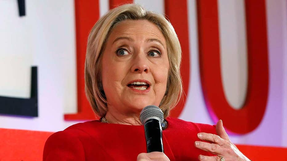 Hillary Clinton suggests the 2016 election was 'stolen' from her