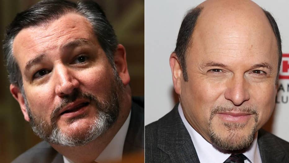 Jason Alexander trades barbs with Ted Cruz using Seinfeld lines
