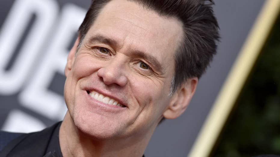 Jim Carrey novel 'Memoirs and Misinformation' slated for May ...