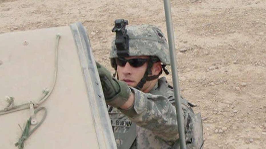 President Trump pardons former Army lieutenant convicted of killing Iraqi prisoner