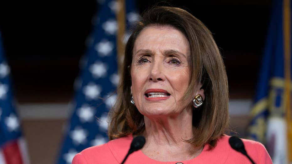 2020 Democratic presidential candidates ignore Nancy Pelosi's call for Democrats to own the center-left