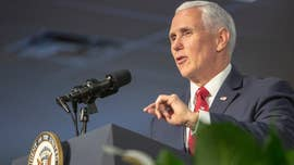 Mike Pence warns Christian grads to prepare for ridicule from 'secular left'