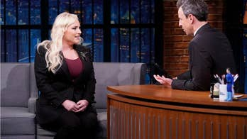 Meghan McCain, Seth Meyers have testy exchange over Ilhan Omar