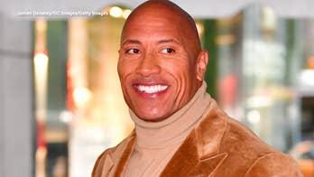 Dwayne 'The Rock' Johnson gets mushy over NYU-bound daughter