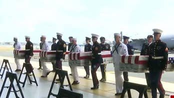 Pentagon suspends effort to recover remains of US troops from Korean War