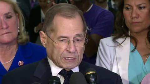 Nadler: We can't have a government where all the information is in executive branch