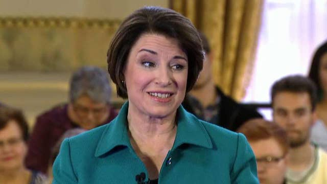 Klobuchar: Each state should be able to decide on marijuana legalization