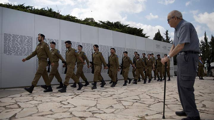 Israel marks its 71st Memorial Day
