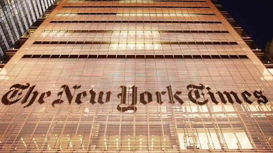 New York Times says it obtained a decade of Trump tax figures