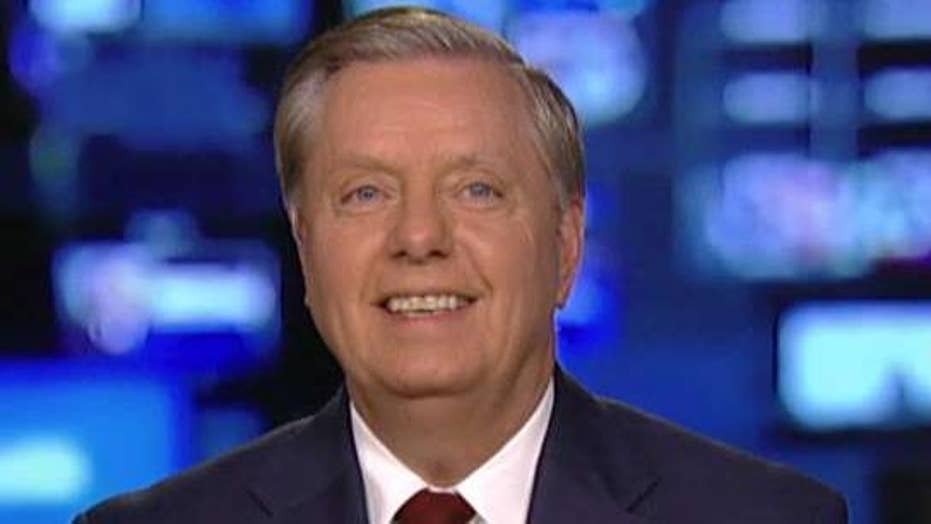 Graham: Christopher Steele was not a reliable informant for the FBI
