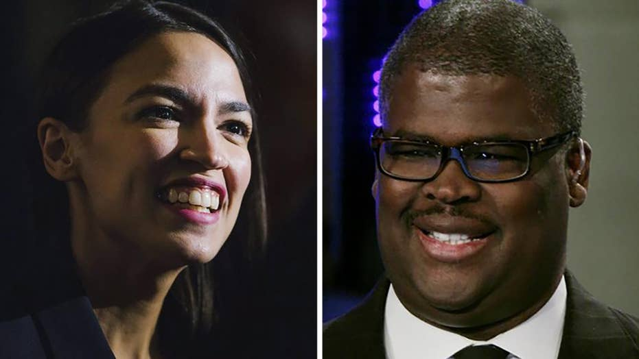 Charles Payne invites Ocasio-Cortez to FBN town hall event