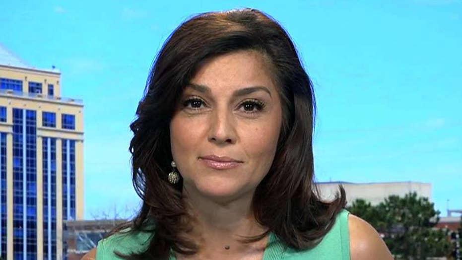 Rachel Campos-Duffy talks fighting socialism at home, preparing for baby number nine