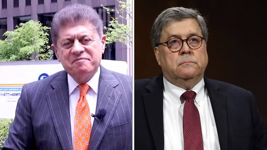 Judge Andrew Napolitano: Did AG William Barr deceive Congress?