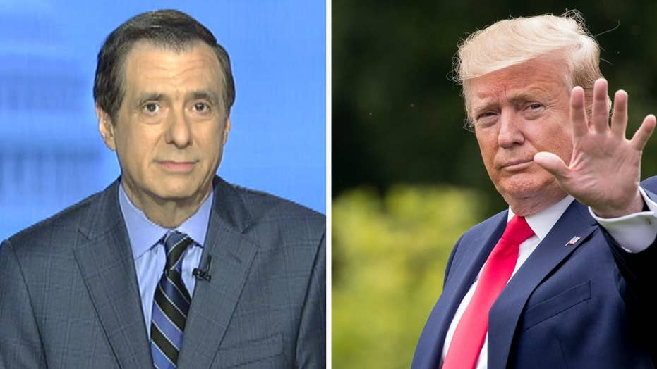 Howard Kurtz: Trump justifies conduct in NYT story, then calls it 'Fake News'