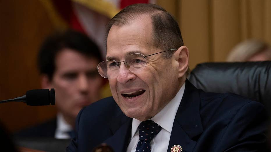 Rep. Jerry Nadler says we are now in a 'constitutional crisis'