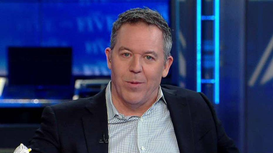 Gutfeld on NYT's big bombshell about Trump taxes