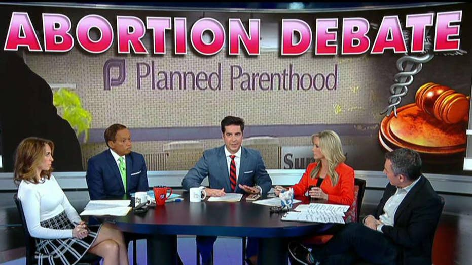 Democrats push extreme abortion positions