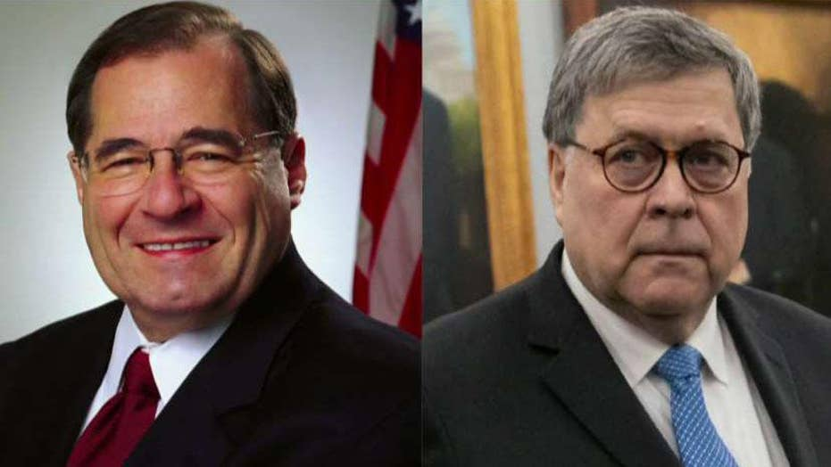 House Judiciary Committee Democrats take first step toward holding Attorney General William Barr in contempt
