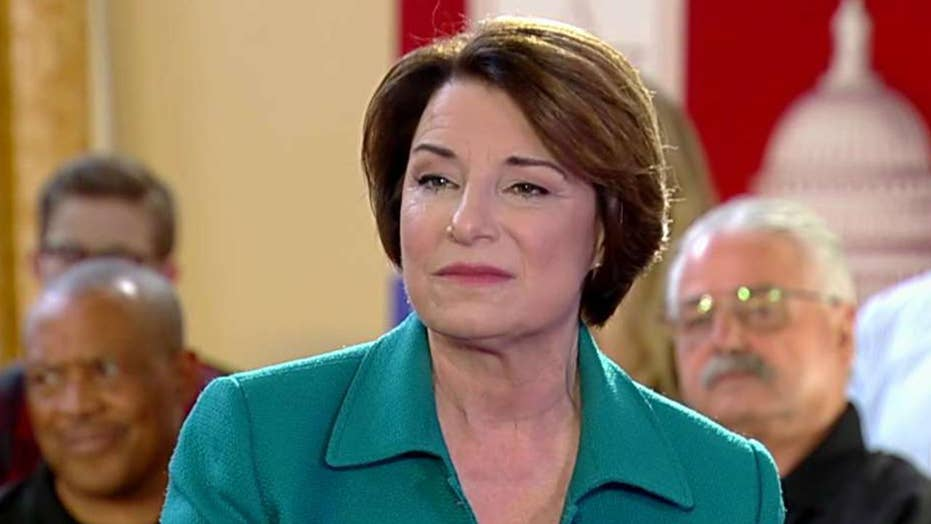 Town Hall with Amy Klobuchar: Part 1