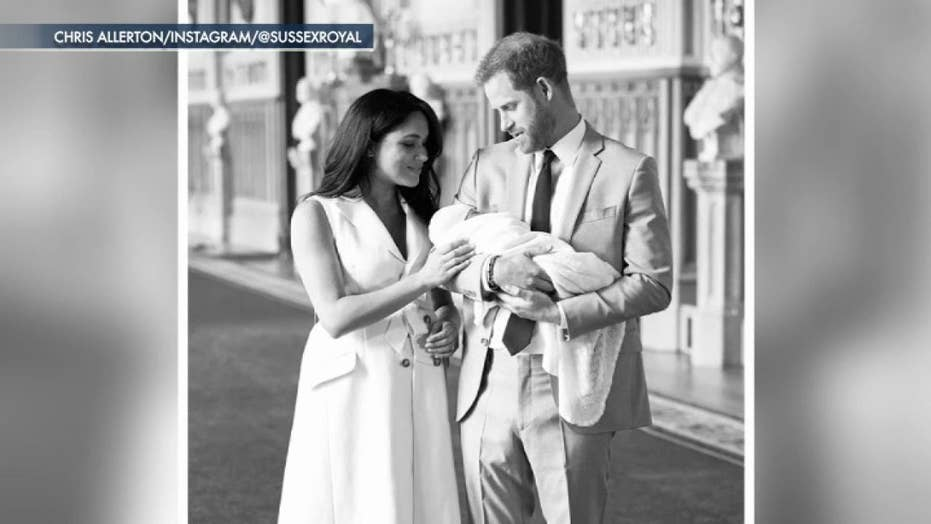 Royal watchers conflict to stately baby name reveal: Archie Harrison Mountbatten-Windsor