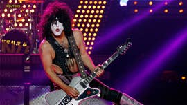 KISS singer Paul Stanley celebrates dad's 100th birthday: 'I am so proud to be his son'