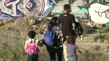 Over 100,000 migrants apprehended or turned away at southern border in April