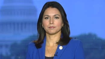 2020 hopeful Tulsi Gabbard concerned by rising tensions between US and nuclear-armed countries