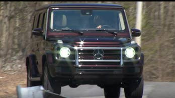 New Mercedes-Benz G550 looks very old