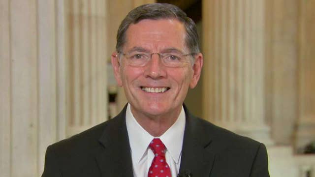 Sen. Barrasso throws support behind Trump's handling of Iran, North Korea thumbnail