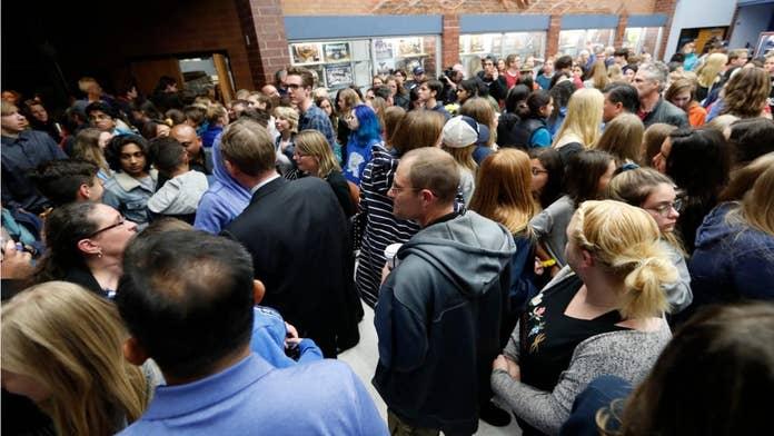 Student walkout at Colorado shooting vigil is a good sign