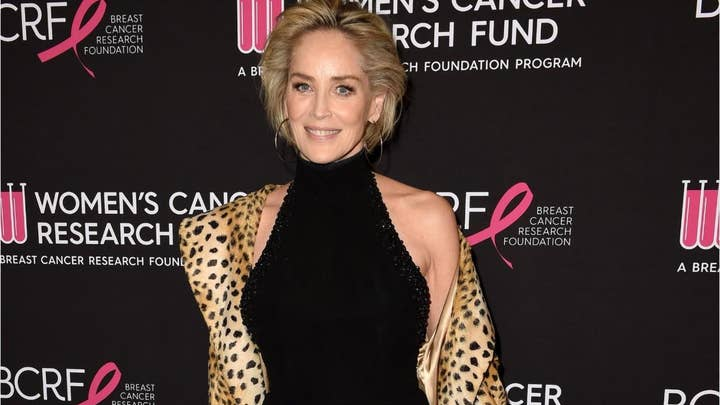 Sharon Stone poses topless, recreates her famous scene from 'Basic Instinct' on new Vogue cover