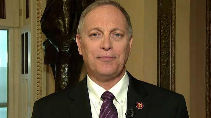 Rep. Andy Biggs sees 'no explanation' for Senate Committee subpoena for Donald Trump Jr.