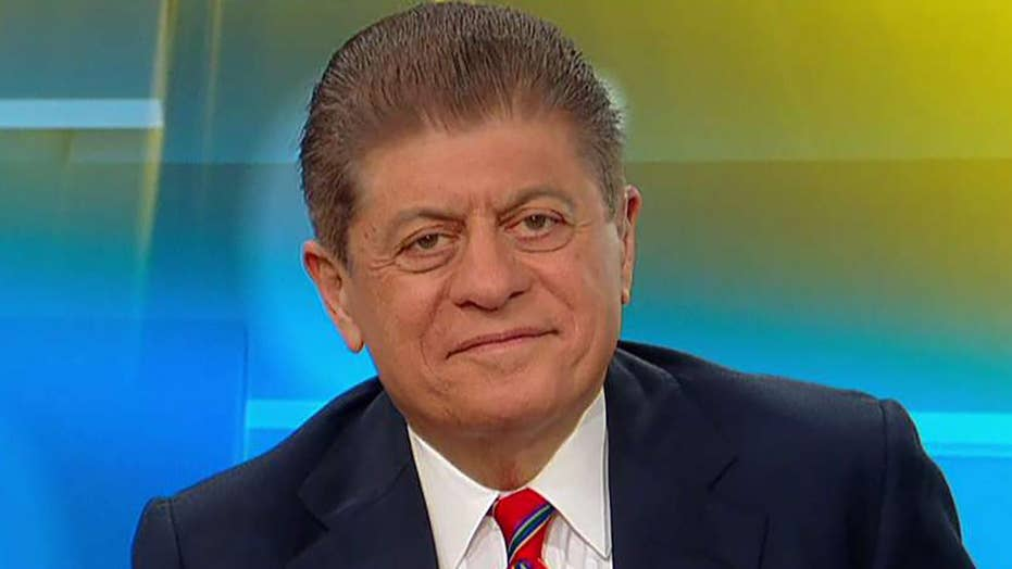 Judge Napolitano: There is no constitutional crisis, 'right now it's just a clash'