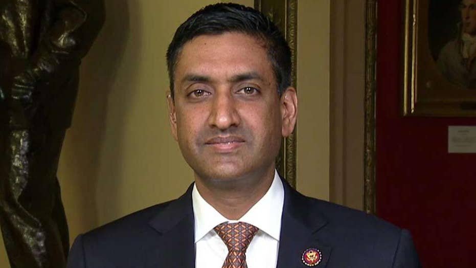 "Rep. Khanna on Mueller report: Barr made ""a huge strategic mistake,"" we need to hear from Mueller"