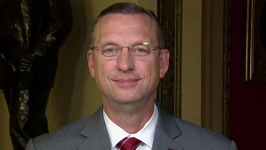 Rep. Collins blasts Barr contempt vote as 'desperate' move to discredit attorney general